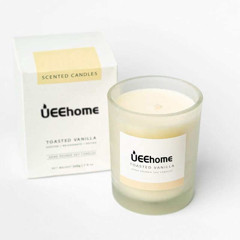 Wholesale Aromatherapy Scented Soy Wax Candles with Any Size