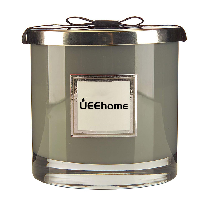 Wholesale Scented Candles In Glass Jar with Custom Scents