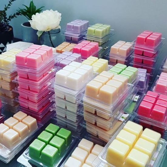scented wax cubes, scented wax melts