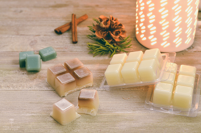scented wax melts, home scents wax melts