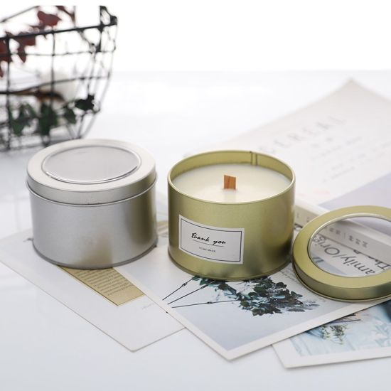 wholesale tin candles personalise, personalised tin box candles