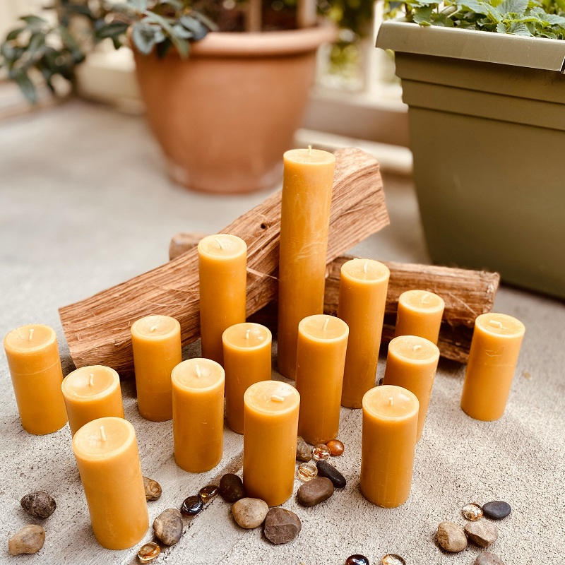 pure beeswax candles, organic beeswax candles, beeswax candles homemade