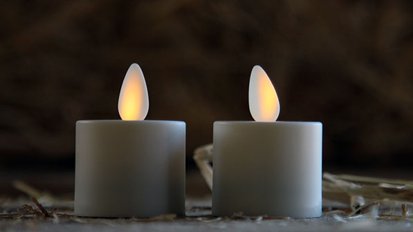 battery operated candles with timer, battery candles with timer, led candles