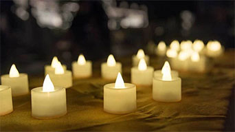 Considerations when choosing LED candles