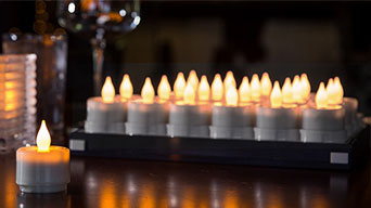 Why Rechargeable Candles are Better for the Environment?