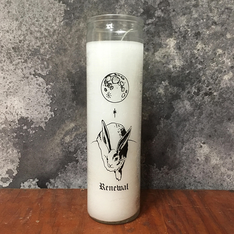 Wholesale Renewal 7 day glass jar candles