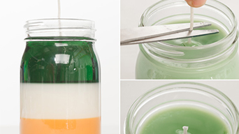How to Make Mason Jar Candles?