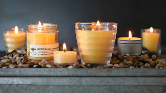 Do Pure Beeswax Candles Clean the Air?