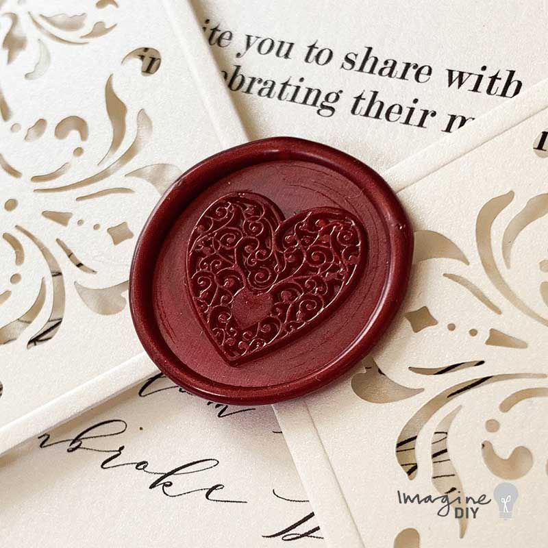 Burgundy Sealing Wax Sticks