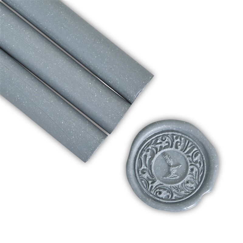 Dark Gray Glue Gun Sealing Wax