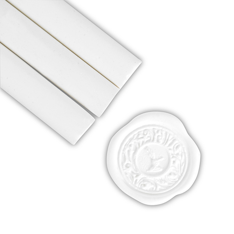 Pure White Glue Gun Sealing Wax