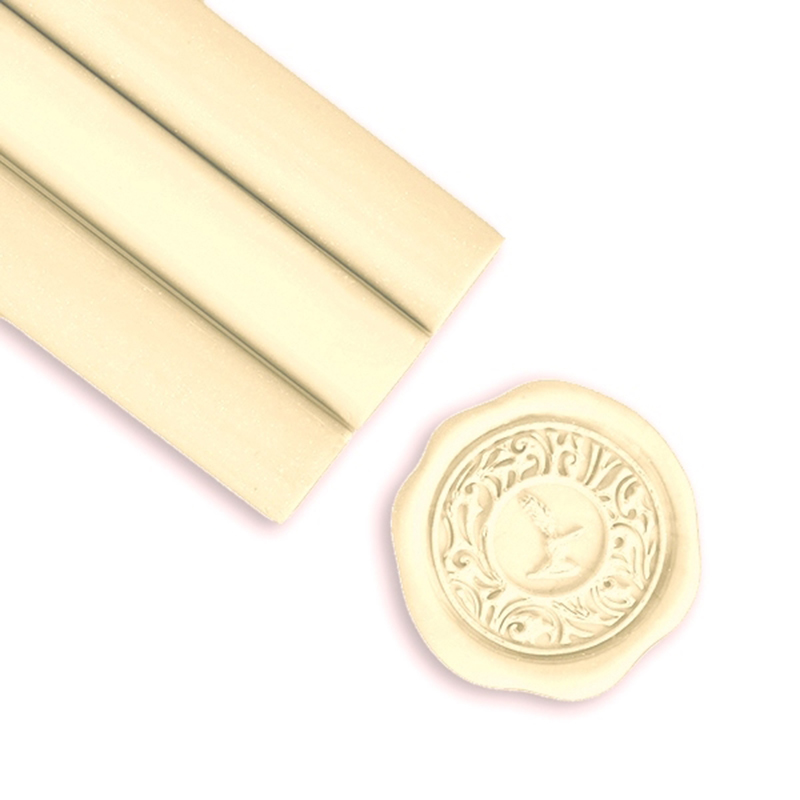 French Vanilla Glue Gun Sealing Wax