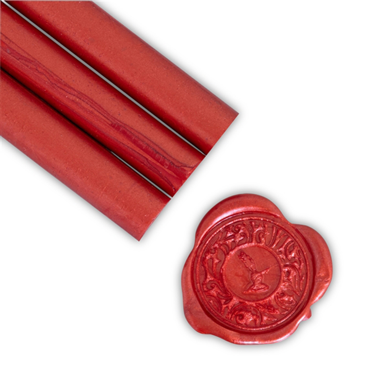 Brick Red Glue Gun Sealing Wax