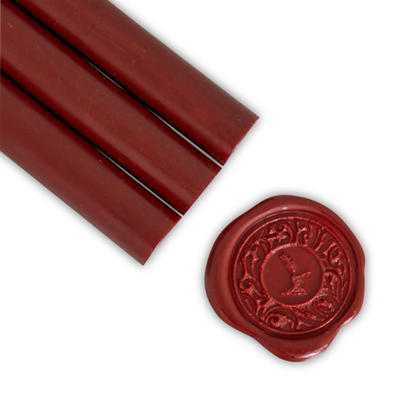 Bordeaux/Burgundy Glue Gun Sealing Wax