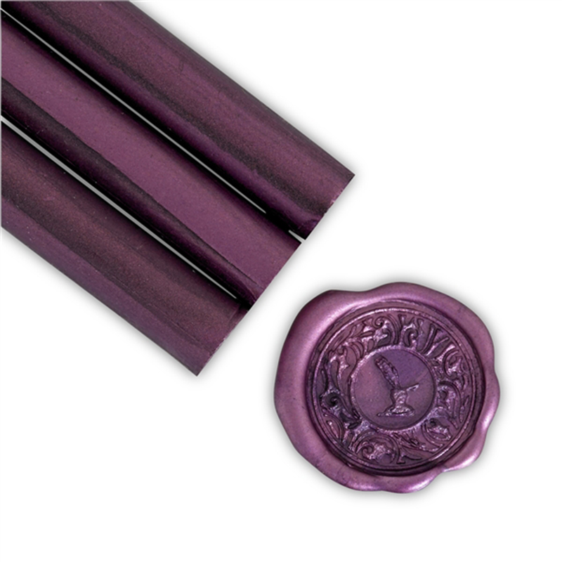 Plum Dandy Glue Gun Sealing Wax