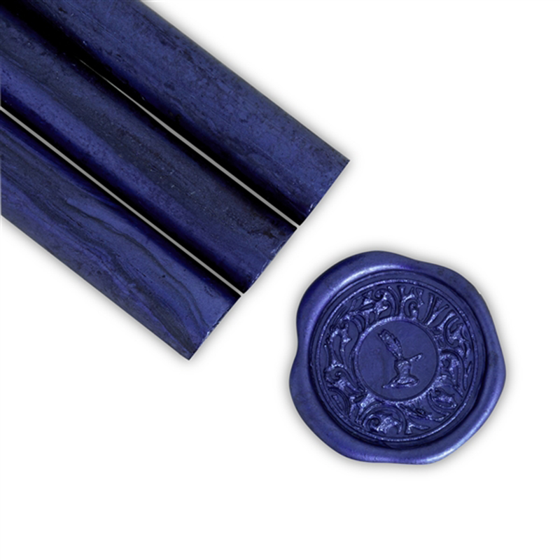 Empire Blue Glue Gun Sealing Wax