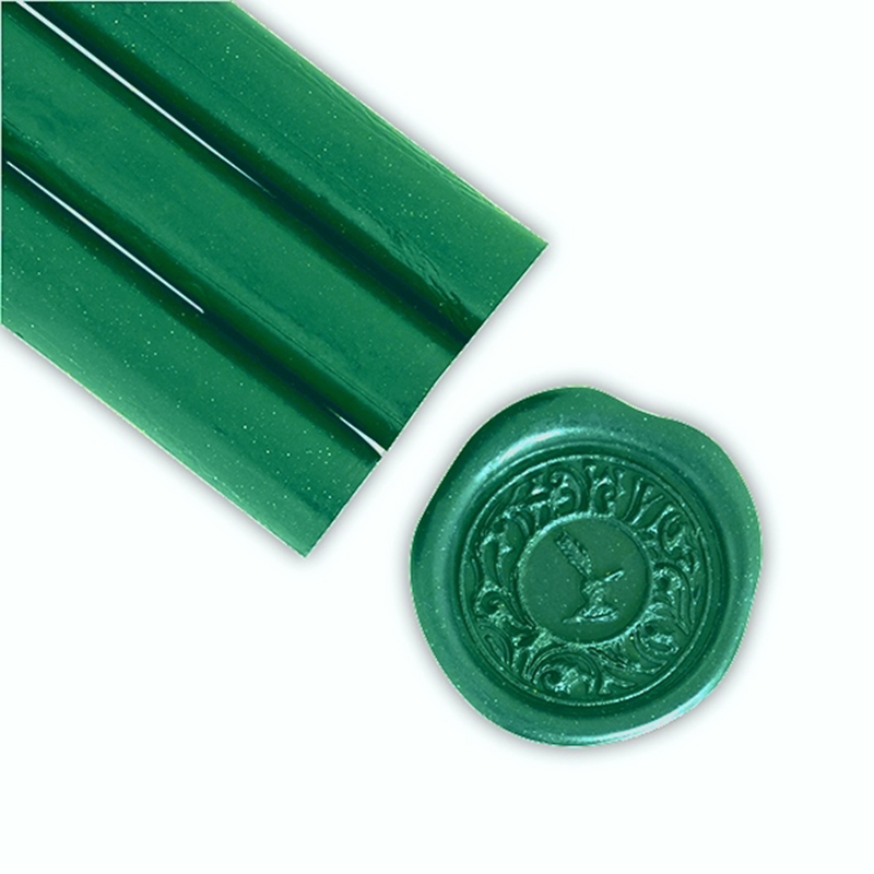 Emerald Green Glue Gun Sealing Wax