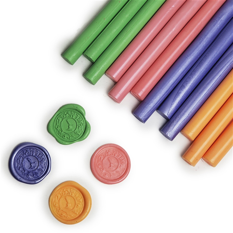 Glue Gun Sealing Wax 12PK-Spring Assortment Saver Pack