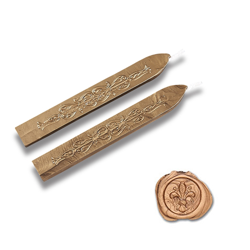 Classic Gold Flexible Sealing Wax-Pack of 2 sticks