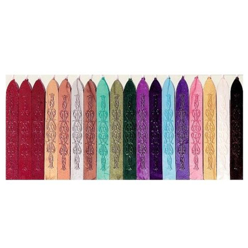 Sealing Wax by color -4