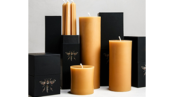 Why people choose beeswax candles over paraffin wax candles?