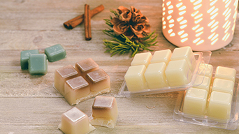How to make your own beautifully scented wax melts?