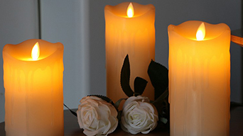 Why do you choose our moving wick led candles?