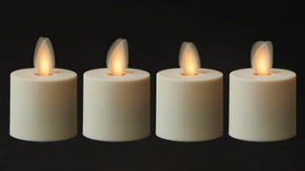 The features of our cheap flameless candles