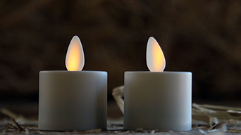 We aim to produce high quality battery operated candles with timer