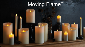 How much do you know about the moving flame LED candles?