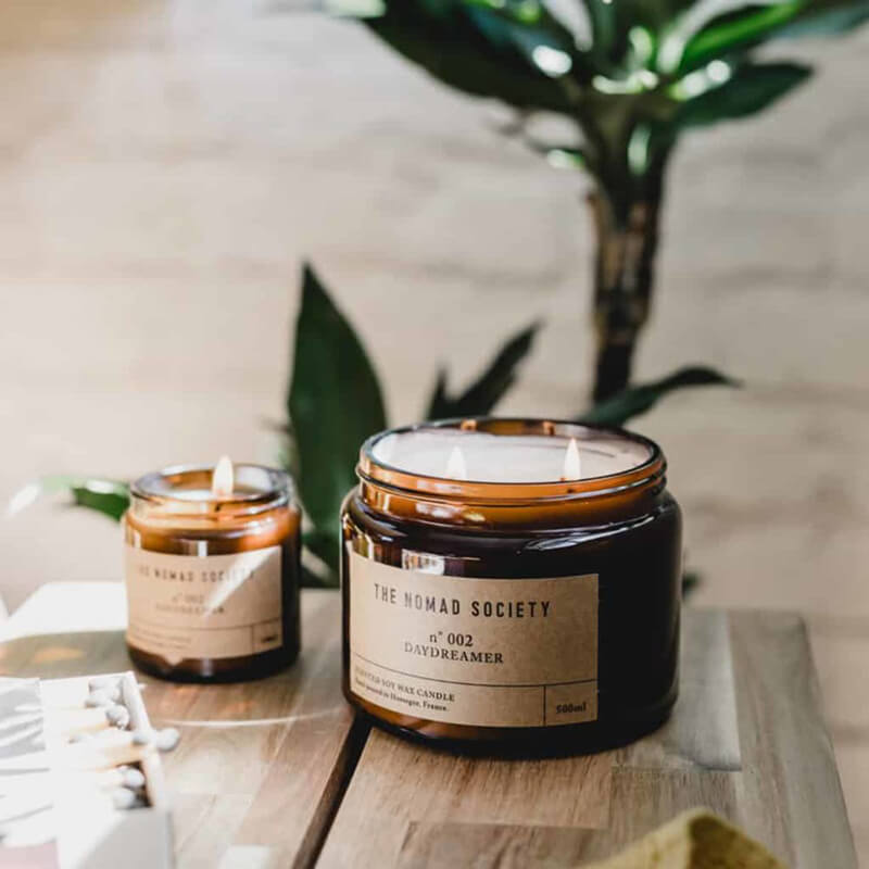 Daydreamer Aromatherapy Fragrance Aroma Scented Candles