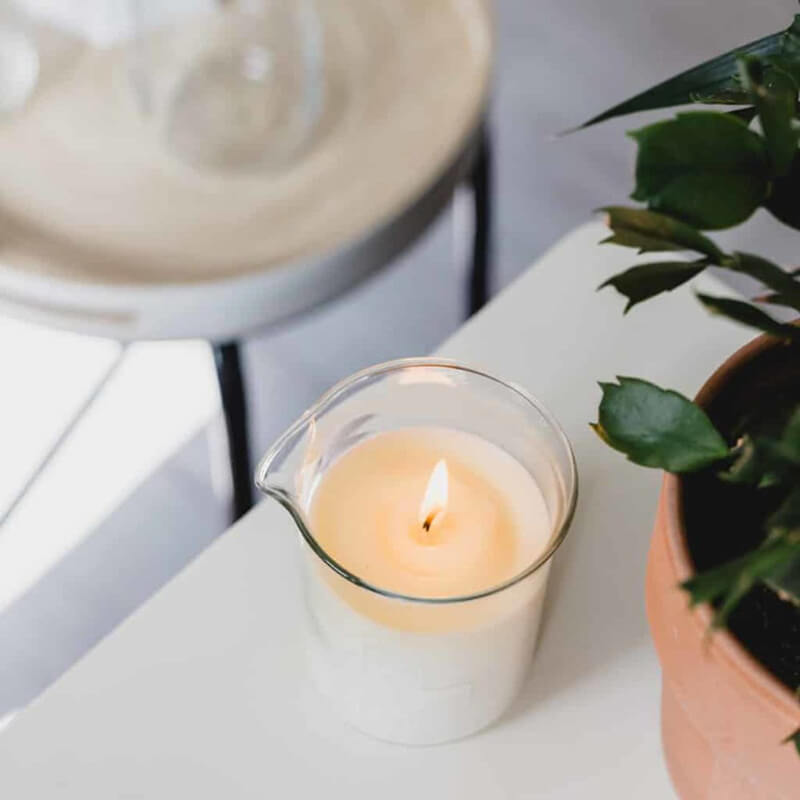 Samphire Scented Aroma Fragrant Aromatherapy Candles