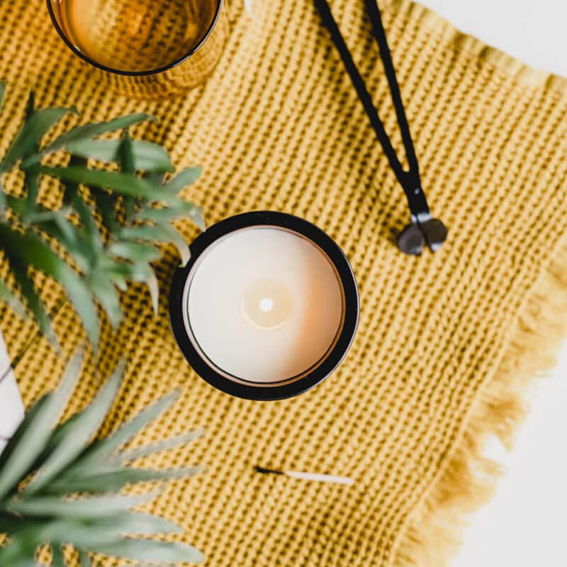 Custom Fragrance Aromatherapy  Luxury Scented Candles For Summer