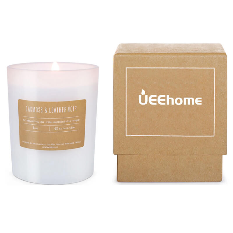 Hot Sale Vanilla Scented Aroma Candles Gift Set
