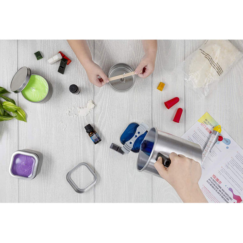 Make Your Own Candles Set Scented Candles Kit DIY Candle Making Kit