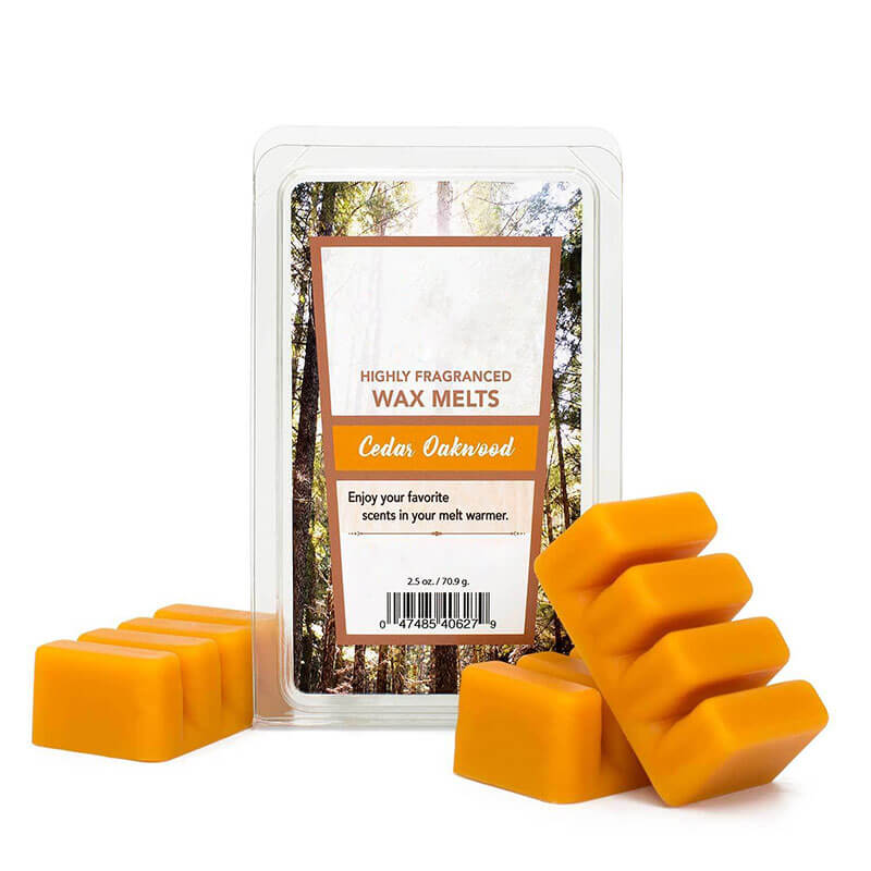 Scented Candle Natural Soy Wax Melts