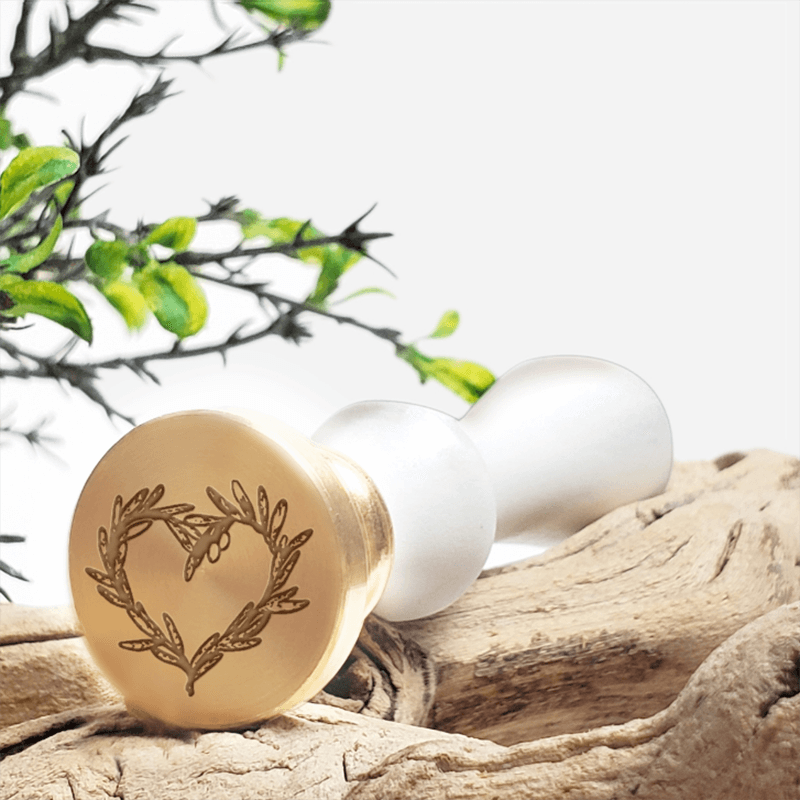 Wedding Botanicals Wax Seal Stamps