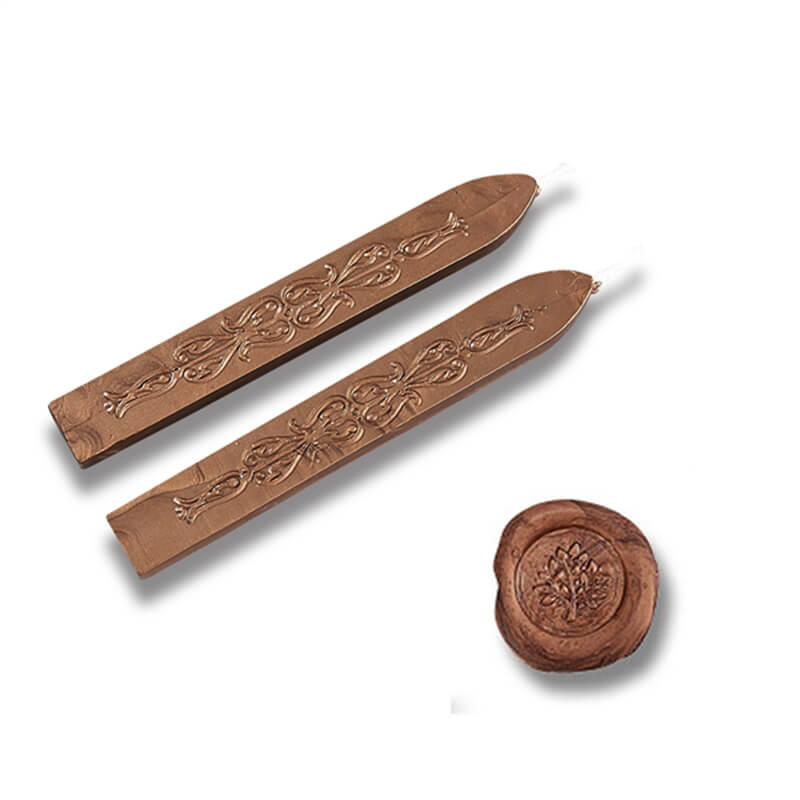 Copper Flexible Sealing Wax-Pack of 2 sticks