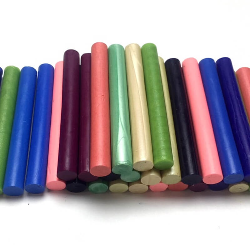 Glue Gun Sealing Wax Special Saver Grab Bag Multi Colors-30 sticks