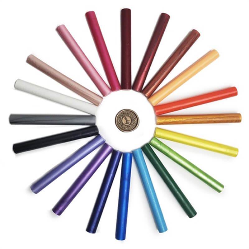 Glue Gun Premium Sealing Wax -order by color-40+ colors