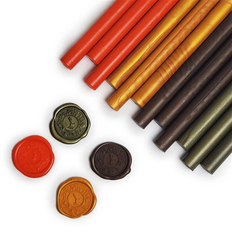 Glue Gun Sealing Wax 12PK-Fall Assortment Saver Pack