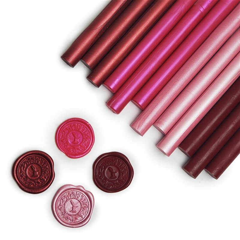 Glue Gun Sealing Wax 12PK-Dragonfruit Assortment Saver Pack