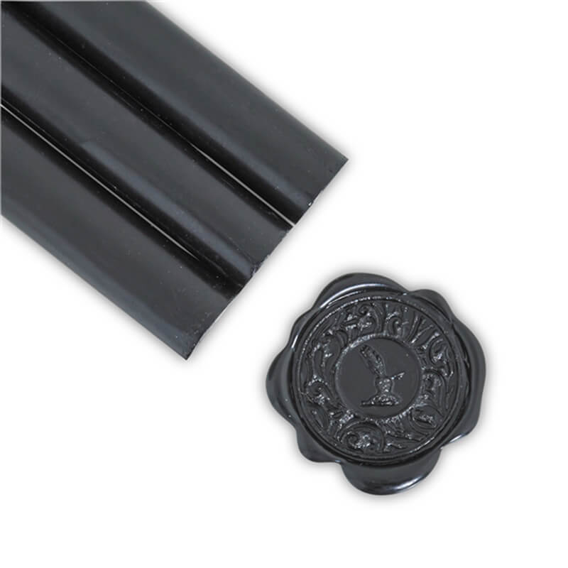 Black Glue Gun Sealing Wax