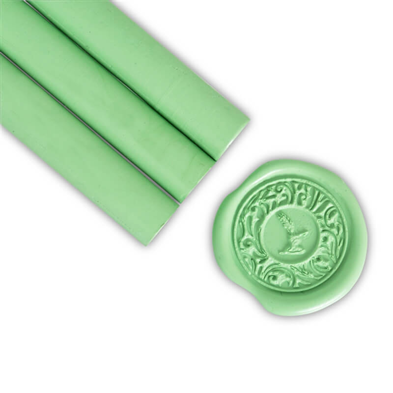 Spearmint Glue Gun Sealing Wax