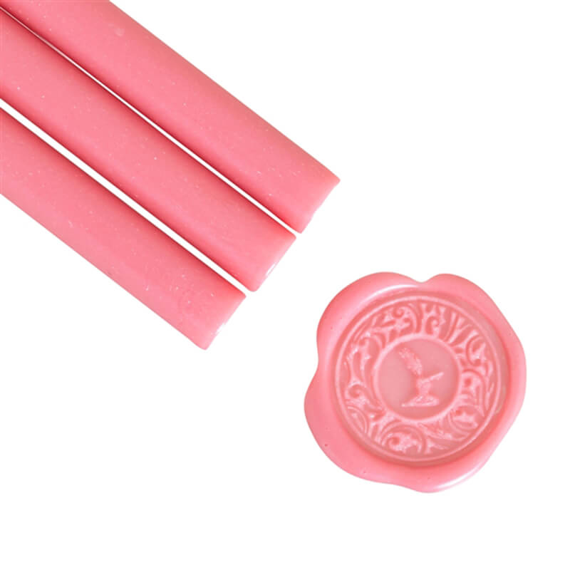 Dusty Rose Glue Gun Sealing Wax