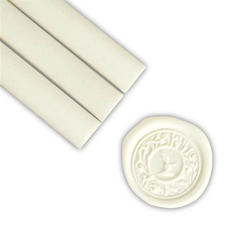 Cream White Glue Gun Sealing Wax