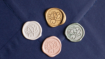 Wax Seals in Private Correspondence